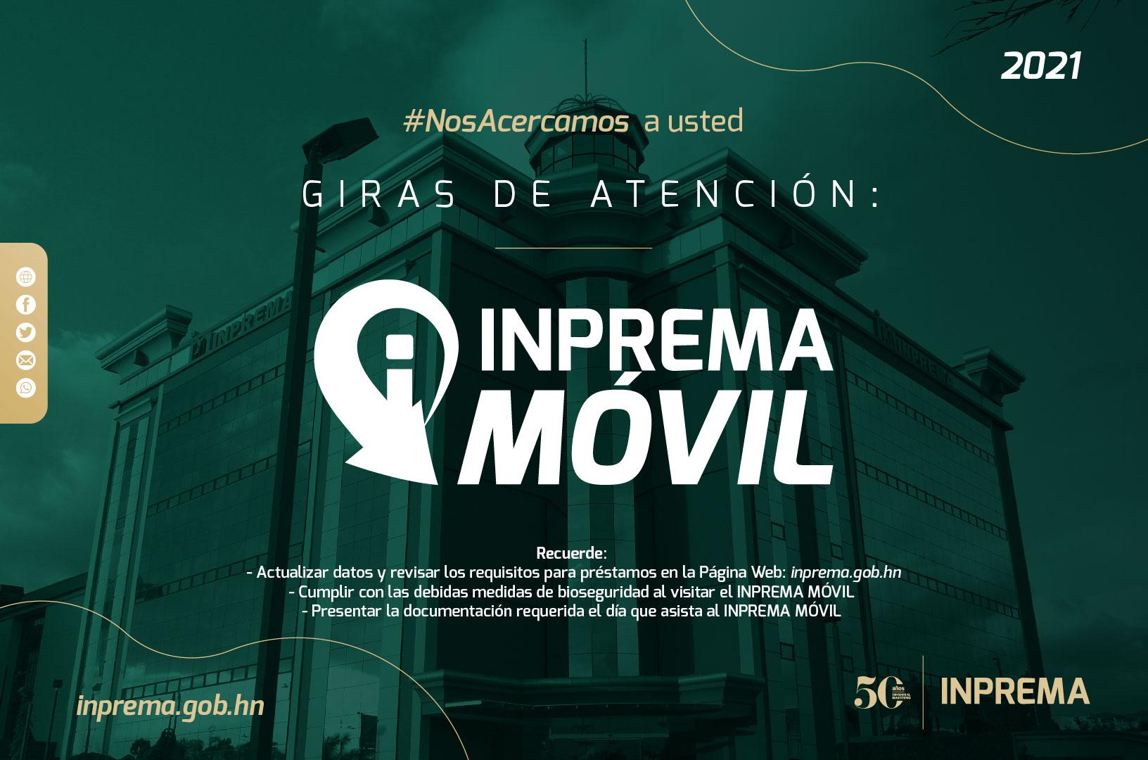 Horarios Lugares giras INPREMA Móvil_1